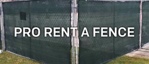Pro Rent A Fence