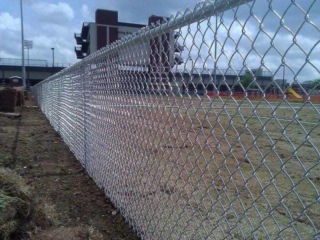 postdriven fence