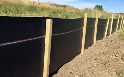 Silt Fencing Burlington